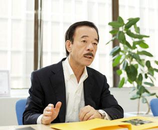 鈴木代表理事