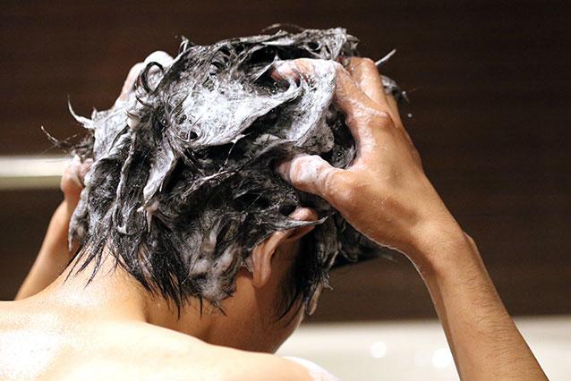 LPガス代節約の技4.シャワーの節約方法