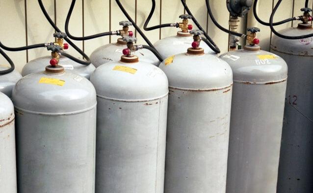LPガス会社の切り替え手順