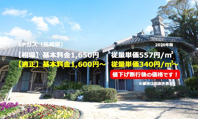 長崎県LPガス相場と適正/グラバー園