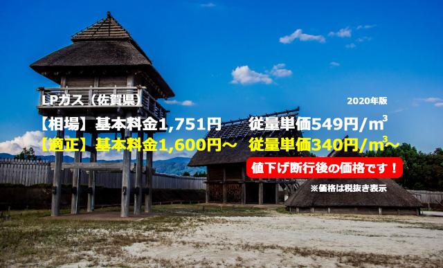 佐賀県東松浦郡玄海町LPガス相場と適正/吉野ケ里遺跡