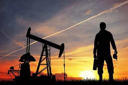 石油労働者のストライキ